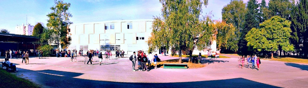 Collège Romé de l'Isle – Gray